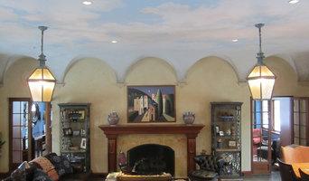 Plaster Restoration: Plaster Arches - Dome Ceiling