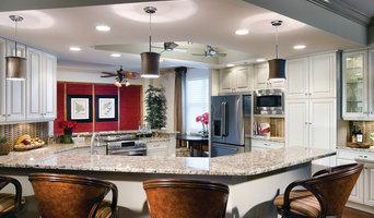 Kitchen Countertop + Backsplash / Outdoor Kitchen