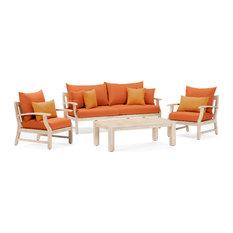 Kooper 4-Piece Seating Group, Tikka