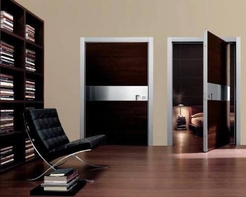 Italian Doors Stainless Steel Frame   Interior Doors