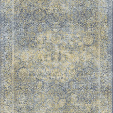 - ERASED SILK - MOD1514 - Floor Rugs