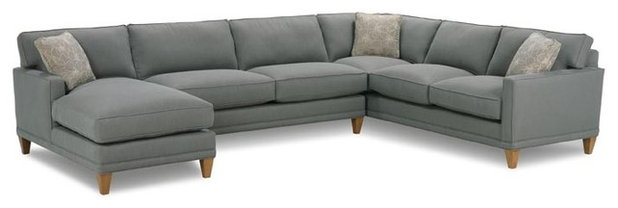 Sectional Sofas Contemporary Sectional Sofas  sc 1 st  Houzz : comfortable sectional sofas - Sectionals, Sofas & Couches