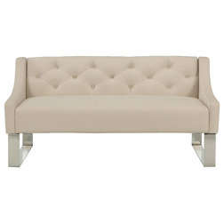 Contemporary Upholstered Benches by Republic Design House, Inc.