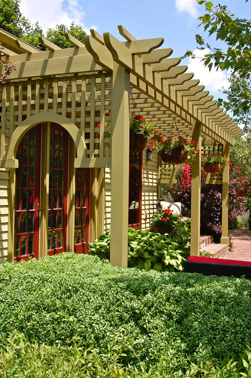 - What Type Of Wood Is Best For A Painted Pergola?