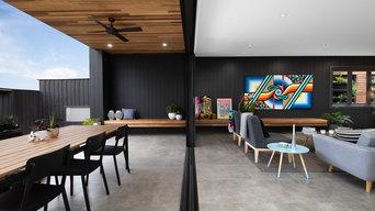 David Van Der Stok - Weathergroove Smooth 150 Wall Panels