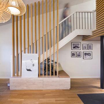 Colaboración en interiorismo de piso en Gracia, proyecto de Egue y Seta