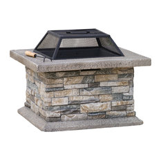 GDFStudio   Kentwood Outdoor Fire Pit   Fire Pits