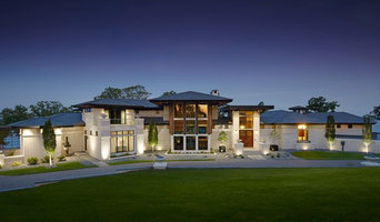 Modern Prairie Lake Estate