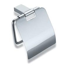 Benidorm Toilet Paper Holder, Polished Chrome