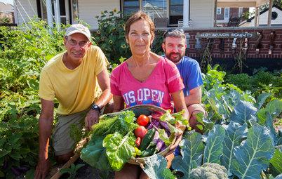 世界の暮らしとデザイン:みずみずしい野菜づくりを楽しむ世界10カ国の家庭菜園