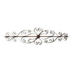 Metal Wall Scroll shop metal wall scroll products on houzz