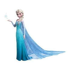 Queen Elsa Wall Accent Disney Frozen Sticker