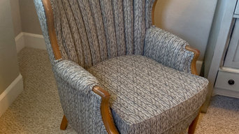 Office Chair Re Upholster