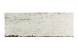 """SomerTile 8.25""""x23.5"""" Retro Cendra Porcelain Floor/Wall Tile, Case of 8, White"""