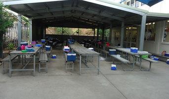 better school eating area