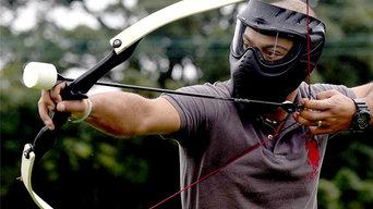 Archery Tag Equipment Set – 10 PLAYERS SET