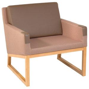 Tremendous Ciera Left Right Side Facing Armchair Frame Set Of 2 Inzonedesignstudio Interior Chair Design Inzonedesignstudiocom