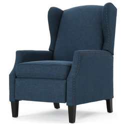 Transitional Recliner Chairs by GDFStudio