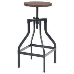 Industrial Bar Stools And Counter Stools by VirVentures