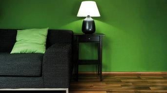 Green lounge