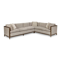 A.R.T. Home Furnishings Cityscapes Astor Crystal Sectional