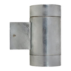 St Ives Outdoor Wall Light, Up and Down