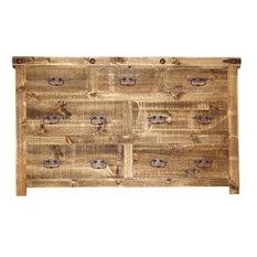 million dollar rustic reclaimed wood styled dresser dressers
