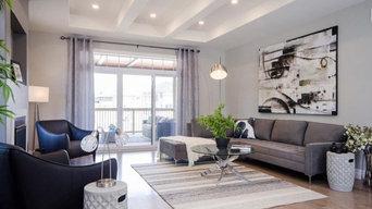 Orchard Lane Model home
