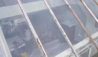 Isolation thermique sur verrière de toit