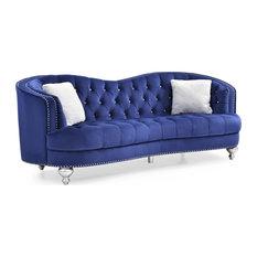 Jewel Sofa, Blue