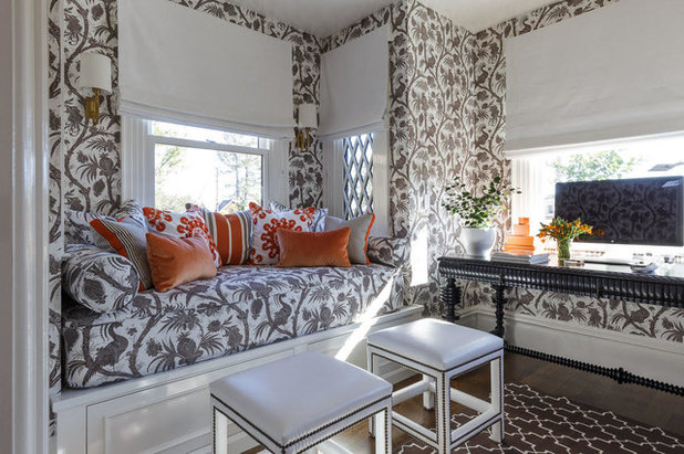 Vintage Houzz Tour A Stylish Place of Her Own