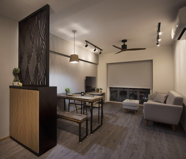 New  Room Flats To Offer Flexible Design