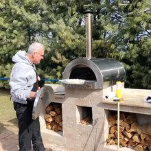 Wood Burning Pizza Oven, Brookhaven, NY 11719