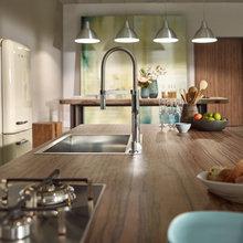 Küchen im Retro-Stil - Mid-Century - Küche - Sonstige - von ...