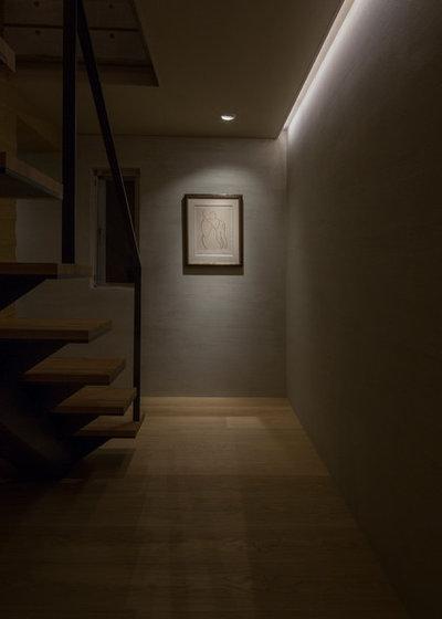 エクレクティック 玄関 by RON DESIGN