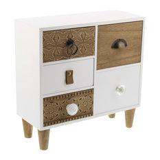 Rustic Square Jewelry Box