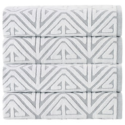 Contemporary Bath Towels by Enchante Home