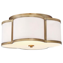 Contemporary Flush-mount Ceiling Lighting by Savoy House