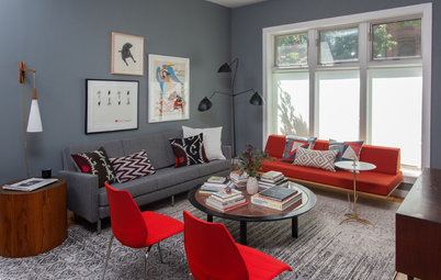 Houzz Tour: Quick and Friendly Makeover for a Brooklyn Townhouse