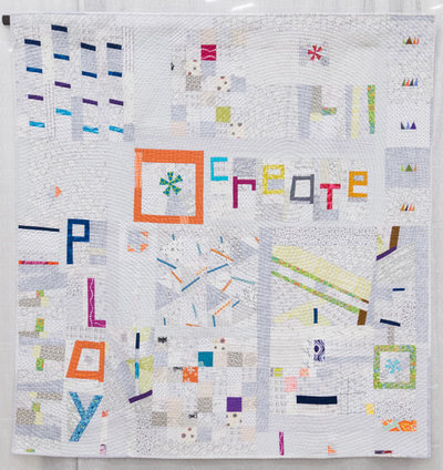 See Modern Quilt Winners From QuiltCon 2015