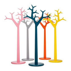 tree coat stand coat stands umbrella stands - Funky Coat Racks