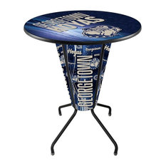 Lighted Georgetown Pub Table by Holland Bar Stool Company