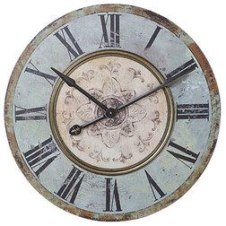 Farmhouse Wall Clocks by Elizabeth's Embellishments