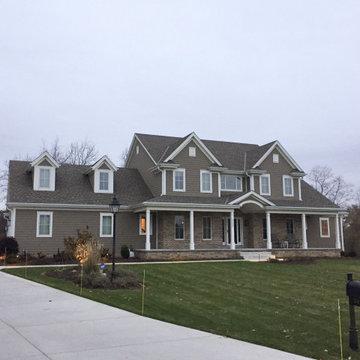 New Home Build - Rosedale Model