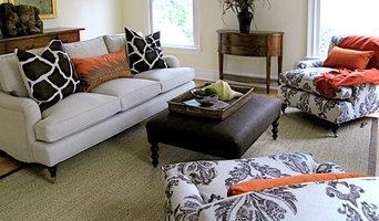 Custom Sofa, Chairs & ottoman
