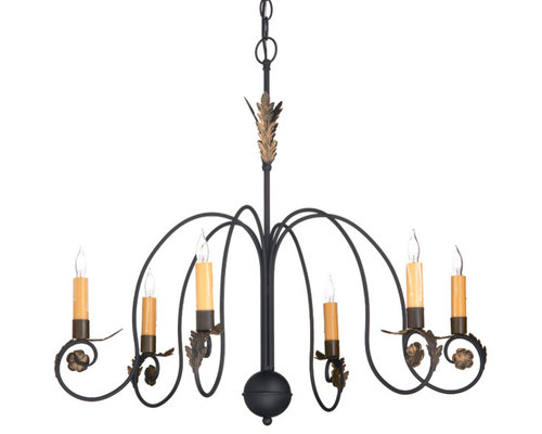 Handcrafted Chandeliers – Colonial Chandeliers Lighting