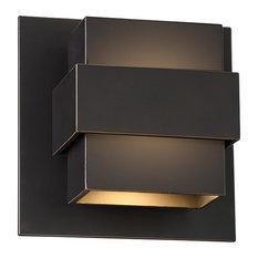 "Modern Forms Pandora LED Wall Light, 7"""