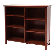 Oakdale Double Bookcase, 37.75""