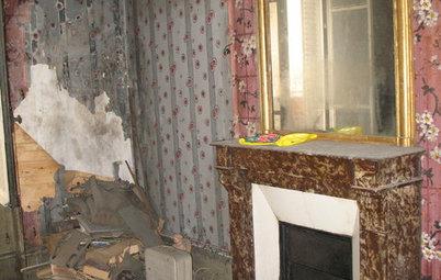 Avant/Après : La métamorphose spectaculaire d'un appartement en ruine