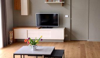 Meuble TV et déclinaison d'agencement mural !
